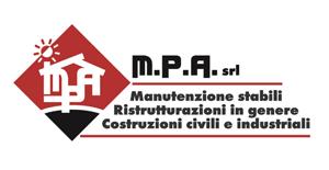 Logo ufficiale M.P.A. srl